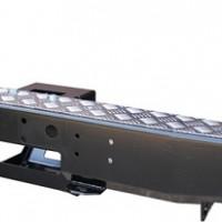 Бампер задний РИФ УАЗ Patriot с площадкой под лебедку (060-21300)