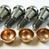 Комплект с бронзовыми вкладышами (4 вкладыша, 4 шкворня стандартных, 1 ключ)